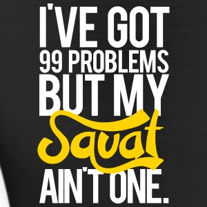 Squat Aint One Gym Motivation Bottoms - Leggings by American Apparel
