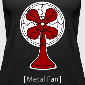 Metal Fan Tanks - Women's Premium Tank Top