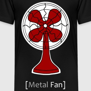 Metal Fan Kids' Shirts - Kids' Premium T-Shirt