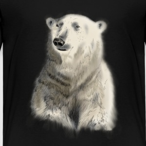 Polar Bear Baby & Toddler Shirts - Toddler Premium T-Shirt