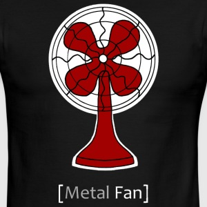 Metal Fan T-Shirts - Men's Ringer T-Shirt