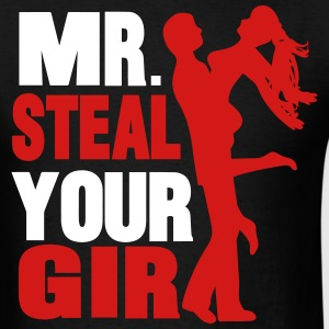 mr. steal your girl T-Shirts - Men's T-Shirt