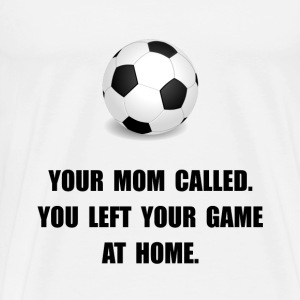Soccer Game At Home - Men's Premium T-Shirt