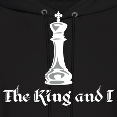 The King and I Hoodies