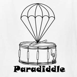 Paradiddle Kids' Shirts - Kids' T-Shirt