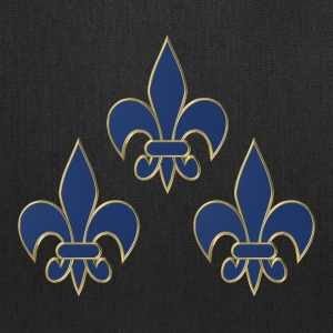 Fleur de Lis symbols Bags & backpacks - Tote Bag