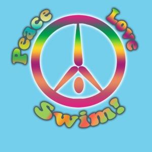 Peace Love Swim