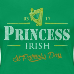 Irish Princess St Patrick's Day Women's T-Shirts - Women's Premium T-Shirt