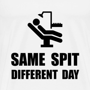 Same Spit Different Day - Men's Premium T-Shirt