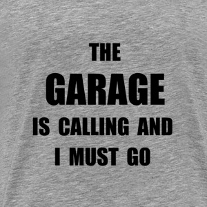 Garage Calling - Men's Premium T-Shirt