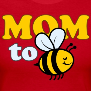 mom to bee - Women's Long Sleeve Jersey T-Shirt