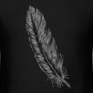 feather - Men's T-Shirt