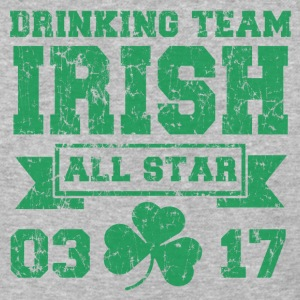 Irish All Star Drinking Team All Star 3/17 T-Shirts - Baseball T-Shirt