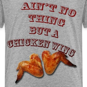 Chicken Wings Kids' Shirts - Kids' Premium T-Shirt