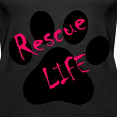 Rescue Life Ladies Tank Top