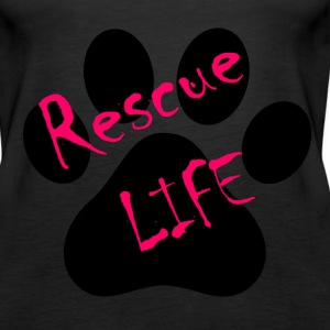 Rescue Life Ladies Tank Top - Women's Premium Tank Top