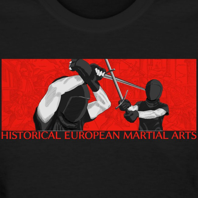 Fencers on red (women)
