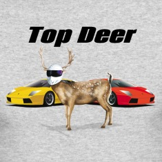 Top Deer Long Sleeve Shirts