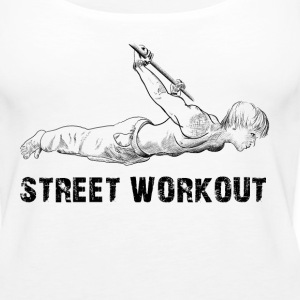 street workout Tanks - Women's Premium Tank Top