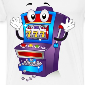 slot casino machine - Men's Premium T-Shirt
