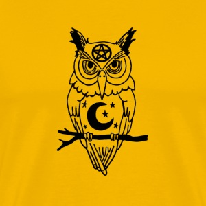 Pagan Owl - Men's Premium T-Shirt