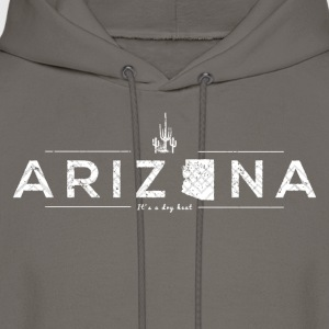 United Shapes of America - Arizona Hoodies - Men's Hoodie