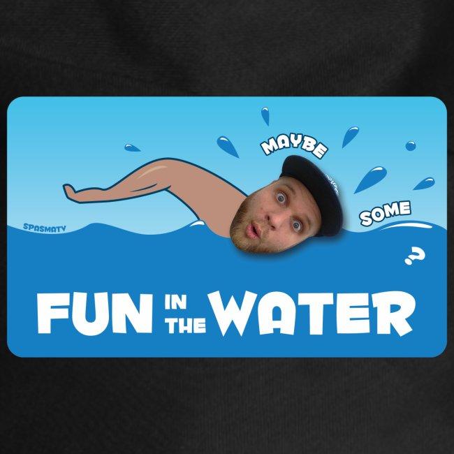 Fun in the water Doggie    $13.90