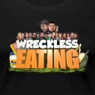 Design ~ Wreckless Eating Cast Shirt 2015 (Women's)