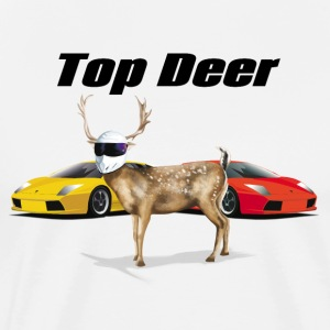 Top Deer T-Shirts - Men's Premium T-Shirt