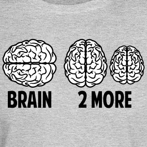 Brain 2More Long Sleeve Shirts - Men's Long Sleeve T-Shirt