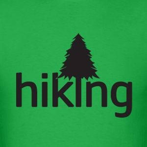 Live Love Hike | Hiking T-Shirts - Men's T-Shirt