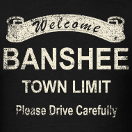 Design ~ Welcome Banshee (Used version)