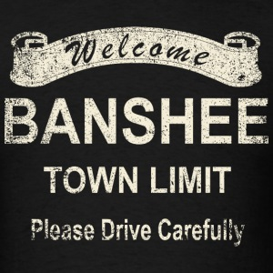 Welcome Banshee (Used version) - Men's T-Shirt