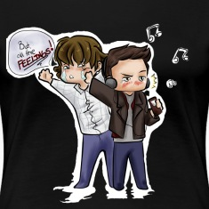 Supernatural Feels Women's T-Shirts