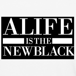 Alife Is The New Black T-Shirts - Baseball T-Shirt