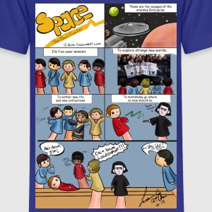 The Final Frontier Kids' Shirts - Kids' Premium T-Shirt