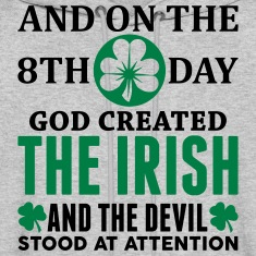 Proud Irish! Hoodies
