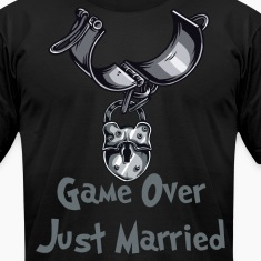 Game Over Just Married