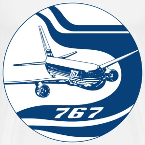 boeing 767 - Men's Premium T-Shirt