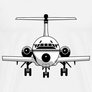 boeing airplane - Men's Premium T-Shirt