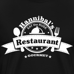 Hannibal-Eat the Rude - Men's Premium T-Shirt
