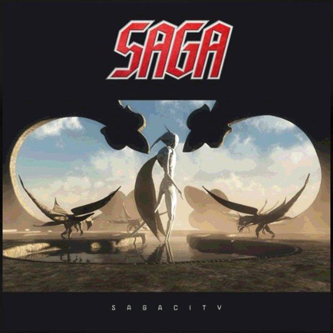 Ladies fitted Sagacity Album T