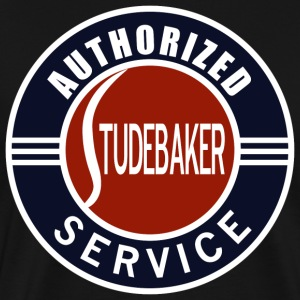Studebaker service vintage sign reproduction - Men's Premium T-Shirt