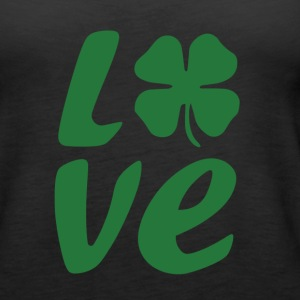 Love for St Patrick Tanks - Women's Premium Tank Top