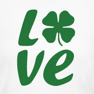 Love for St Patrick Long Sleeve Shirts - Women's Long Sleeve Jersey T-Shirt