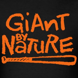 Giant By Nature T-Shirts - Men's T-Shirt