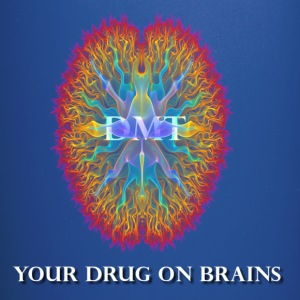 DMT Your Brain on Drugs - Full Color Mug