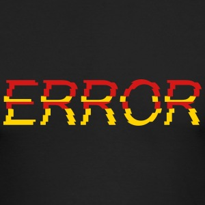 Error Typo design Long Sleeve Shirts - Men's Long Sleeve T-Shirt by Next Level
