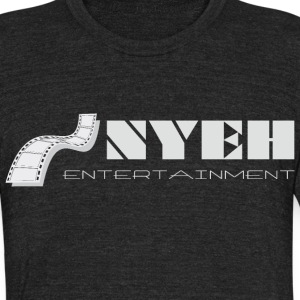 NYEH Entertainment Logo T-Shirts - Unisex Tri-Blend T-Shirt by American Apparel