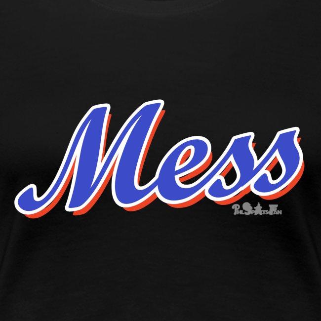 NY Mess (W)